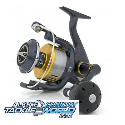 Shimano Twin Power SW Spinning Reel @ Tackle World Sale