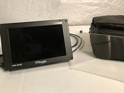"TV Logic VFM-056W 5.5"" Viewfinder Monitor - Magic Arm - Hood"