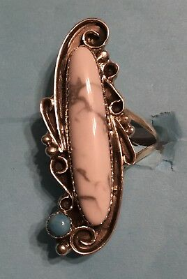 Authentic Navajo Made Ring