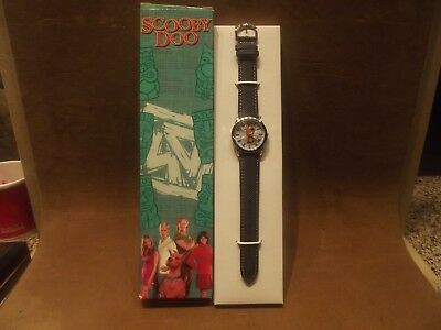 2002 Avon Scooby Doo SuperHero Watch ~ MIB ~ Untested
