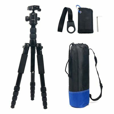 NEW Aluminum Tripod Monopod+BallHead Pocket Travel for Canon Nikon DSLR Camera