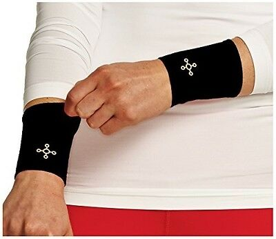 NEW Tommie Copper Women's Recovery Affinity Wrist Sleeve XL/Black
