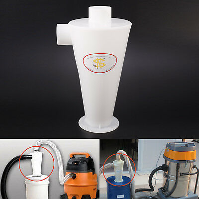 High Efficiency Cyclone Powder Dust Collector Filter Separation For Vacuums