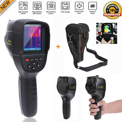 3.2'' Digital Infrared Thermal Imager Thermography Heat Vision Camera -20~300℃