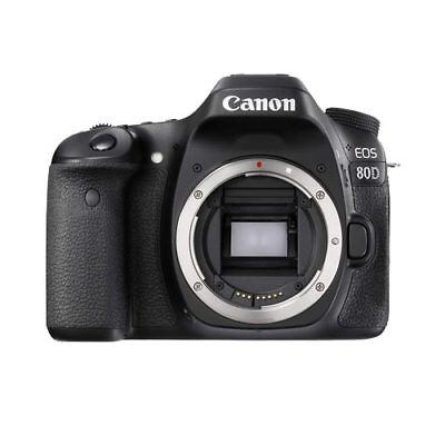 Canon EOS 80D DSLR Camera (Body Only) Multi Stock in EU disponib