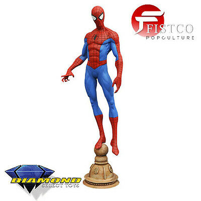 MARVEL GALLERY - PVC Statue Spider-Man (Diamond Select)