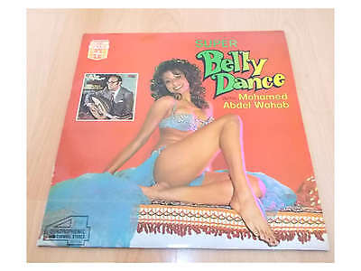 Mohamed Abdel Wahab ‎- Cairo By Night / Super Belly Dance - LP