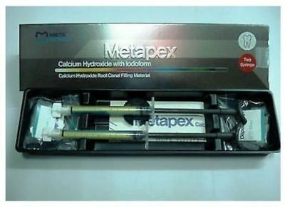 Metapex Root Canal Filling Material 2x2.2g syringes
