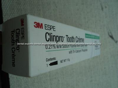 Pack of 2x ESPE Clinpro Tooth Creme of 113gm dental product #12216