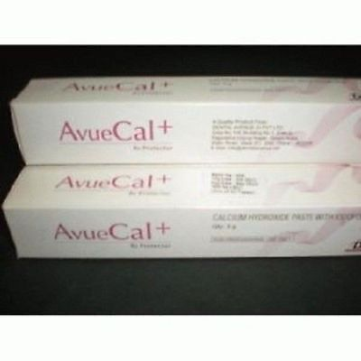 Avuecal+, Calcium Hydroxide Paste with Iodoformm !!!