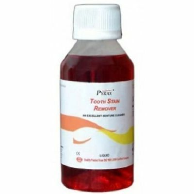 Pack-of-6-x-Pyrax-Tooth-Stain-Remover-Cleaning-Solution-Bottle-of-110-ml  Pack-
