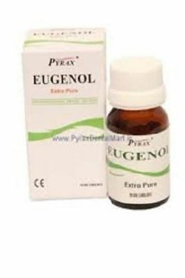 3 x Pyrax Eugenol Extra Pure 15 ml Bottle - Fee Ship