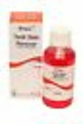 Pack of 3 x Pyrax Tooth Stain Remover Cleaning Solution (Bottle of 110 ml)