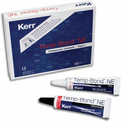 KERR Temp Bond NE Non Eugenol Temporary Cement # 29676
