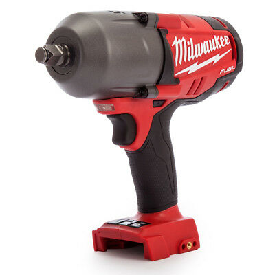 """MILWAUKEE M18CHIWF12-0 18V FUEL 1/2"""" HIGH TORQUE IMPACT WRENCH RING  bare tool"""