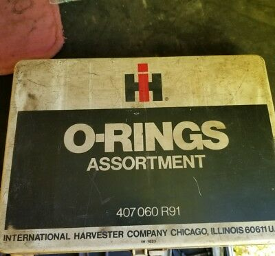 Vintage IH International Harvester  O-ring Assortment 407060R91