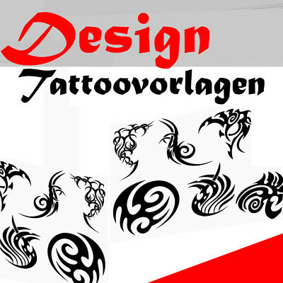 Ebook E Book Download Tattoo V3 Tribal Vorlagen Tattoovorlagen