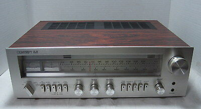 Concept Model 3.5 AM-FM Stereo Receiver==Serviced!