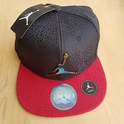 1a8c6c49 ... promo code for new nike air jordan elephant print kids snapback hat cap  9a1623 youth jumpman