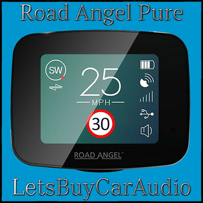 "ROAD ANGEL PURE 2.4/"" Speed Camera Detector Currys"