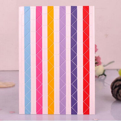 408x Self-adhesive Photo Corner Stickers scrapbook album essential  FO