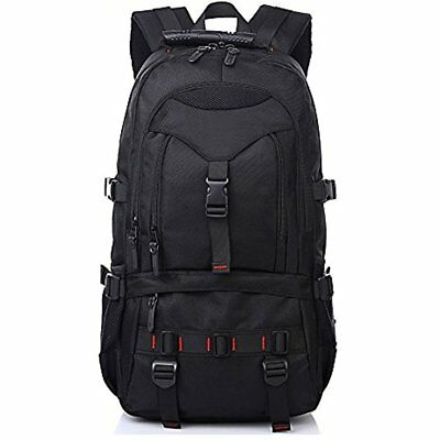 Backpacks Water Resistant Laptop Backpack For 17-Inch Travel Work School College