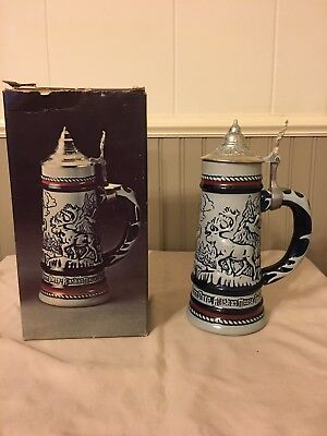 Avon Everest Collectors Stein 1976 with Cologne