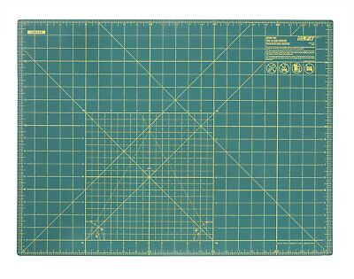 Olfa Self-Healing Rotary Cutting Mats ,double Sided Inch & Centimeters All Size