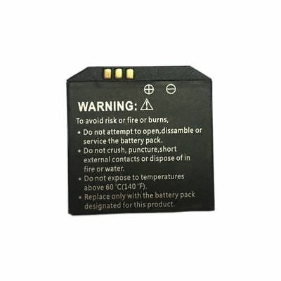 High capacity smart watch rechargable battery fits OMATE TRUESMART & X01 X01S