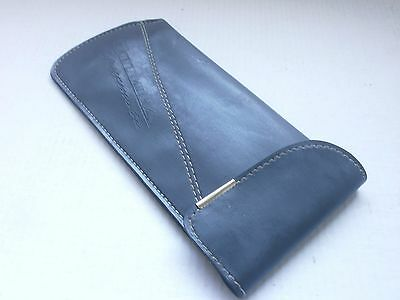 Antique, Vintage Glasses Case, ​from   artificial Leather  - Art Deco