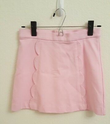 NWT KATE SPADE Girls Pink Cherry Blossom Scallop Skirt A-Line Size 12Y MSRP:$68