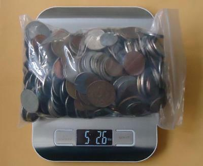 Foreign World Coins  5:2.6  Lbs  0.99 Cents Auction