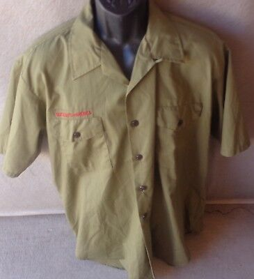 Boy Scouts of America Official Shirt  Adult Men's X-Large
