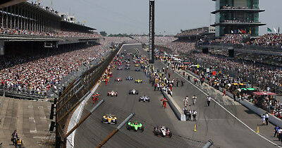 Indianapolis 500 Indy First Turn Grandstand B Tickets  (2 )