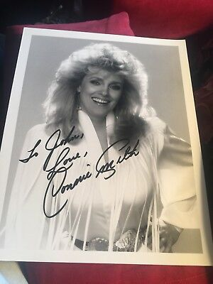 Connie Smith Signed Photo
