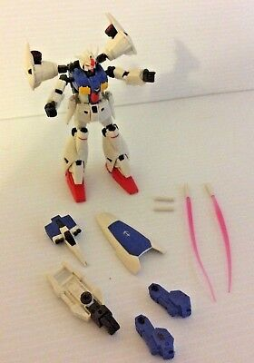 Battle Scarred RX-78 GP01 Zephyranthes Gundam 0083 MSIA Bandai Figure + Extras
