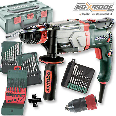 Metabo Multihammer UHEV2860-2Quick [Set:45tlg!!] SDS-plus Bohrhammer Stemmhammer