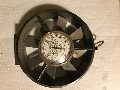 Antique Julien Test Apparatus Science Anemometer Wind Air Speed Detector