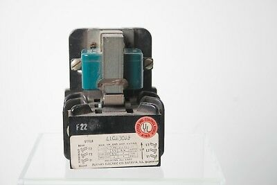 New Furnas 41CA30AF  20 Amp Contactor 110 to 550V Coil 1PH / 2-3PH / 1/2 - 1 HP