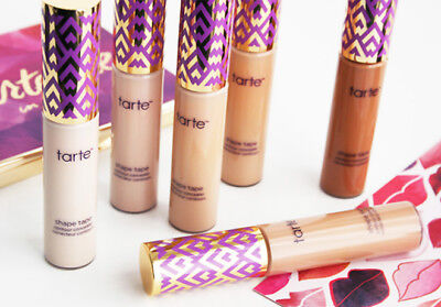 NIB Tarte Shape Tape Contour Concealer 10mL Fast SHIPPING Choose Shade Brand New