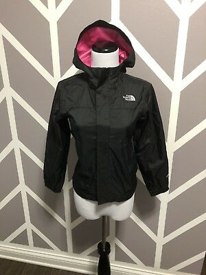 Girls THE NORTH FACE lightweight jacket windbreaker si Small 7-8