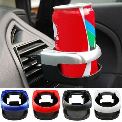 Auto Car Air Vent Bottle Can Tea Coffee Drinking Cups Holder Bracket Mount Tray