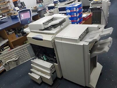 Xerox docucolor 252 copier/printer used but in perfect condition