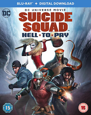 Suicide Squad: Hell to Pay (Blu-Ray)