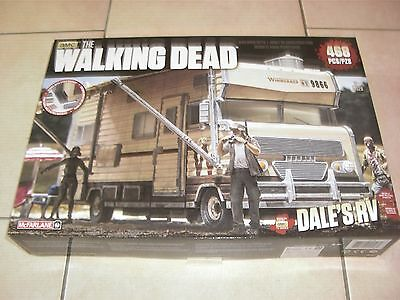 The Walking Dead TV Building Sets Dale´s RV Wohnmobil Bauset McFarlane Toys