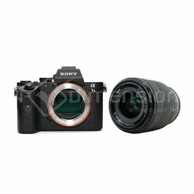 Sony Alpha A7 II with FE 28-70mm f/3.5-5.6 Lens Kit Stock in EU genuino