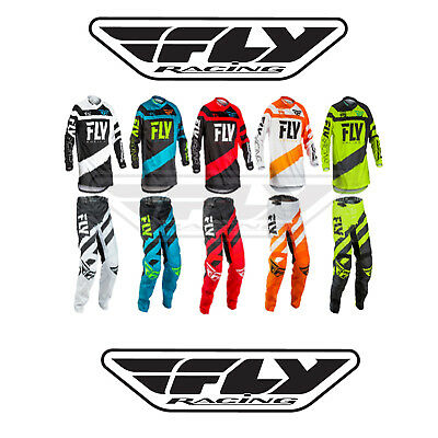 2018 Fly Racing F-16 Kids Youth Jersey OR Pants  Mx Atv Dirt