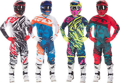 2018 Men Fly Racing Kinetic Mesh Jersey Or Pants  MX ATV BMX
