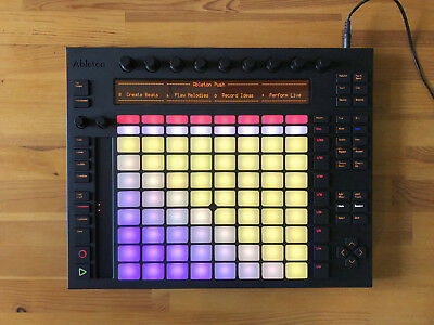Ableton Push 1, Midi-Controller, in OVP, sehr guter Zustand