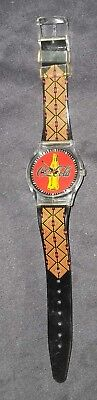 Collectible Coca Cola Watch By Sweda